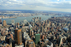 New York City - Manhattan Lizenzfreies Stockfoto