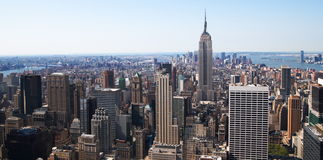 New York City Manhattan Fotografia Stock Libera da Diritti