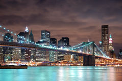 New York City Manhattan Stock Photography