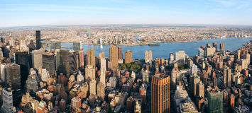 New York City Manhattan Royalty Free Stock Image