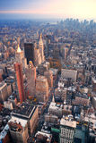 New York City Manhattan Royalty Free Stock Photo