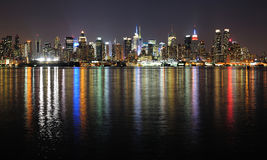 New York City Manhattan Stock Photo