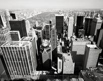 New York City Manhattan Stock Image