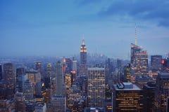 New York City, Manhattan Lizenzfreie Stockfotos