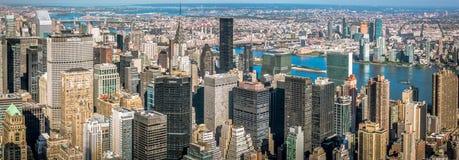 New York City Manhattan Immagini Stock Libere da Diritti