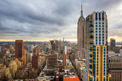 New York City. Royalty Free Stock Photo