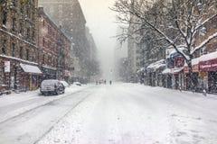 New York City Manhattan Stock Photo