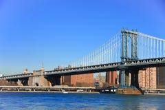 Free New York City Manhattan Bridge Stock Image - 19486221