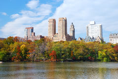 New York City Manhattan Central Park Royalty Free Stock Photo