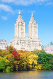New York City Manhattan Central Park Royalty Free Stock Photography