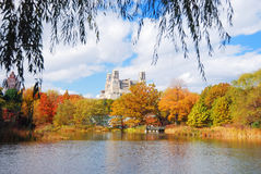 New York City Manhattan Central Park Stock Photos
