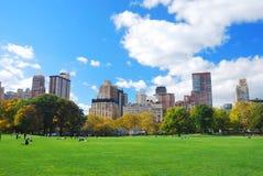 New York City Manhattan Central Park Stock Photos