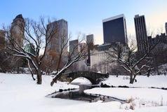 New York City Manhattan Central Park Royalty Free Stock Image
