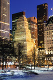 New York City Manhattan Central Park panorama Stock Photo