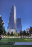 New York City Manhattan 9/11 Denkmal Lizenzfreies Stockfoto