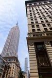 New York city Manhattan Fifth Avenue 5th Av US Stock Images