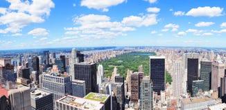 New York City Manhattan midtown Stock Photo