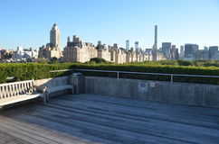 New York City Manhattan midtownsikt Royaltyfri Foto