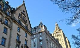 New York City Manhattan skyline. USA Royalty Free Stock Photography