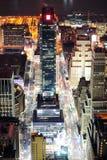 New York City Manhattan street Stock Images