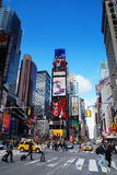 New York City Manhattan Times Square Stock Photos