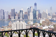New York City - Manhattan Stock Image