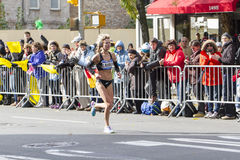 New-York-City-Marathon 2014 Lizenzfreies Stockfoto