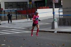 The 2014 New York City Marathon 35 Stock Photo