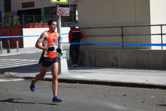 The 2014 New York City Marathon 104 Royalty Free Stock Photos