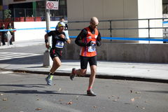 The 2014 New York City Marathon 120 Stock Photo