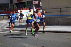 The 2014 New York City Marathon 150 Royalty Free Stock Photography