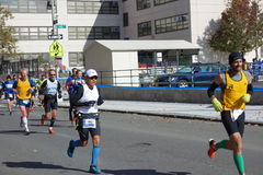 The 2014 New York City Marathon 152 Stock Photo