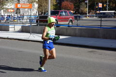 The 2014 New York City Marathon 176 Stock Image
