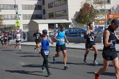 The 2014 New York City Marathon 178 Stock Images