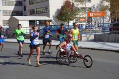The 2014 New York City Marathon 179 Royalty Free Stock Photo