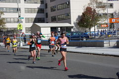 The 2014 New York City Marathon 180 Royalty Free Stock Image