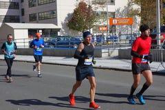 The 2014 New York City Marathon 181 Royalty Free Stock Photography