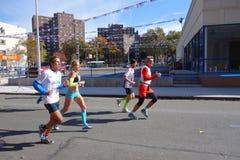 The 2014 New York City Marathon 184 Stock Photography