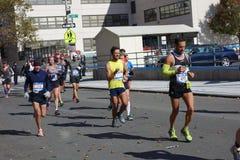 The 2014 New York City Marathon 195 Royalty Free Stock Photos