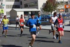The 2014 New York City Marathon 200 Stock Photography
