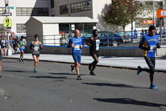 The 2014 New York City Marathon 206 Royalty Free Stock Photo