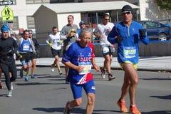 The 2014 New York City Marathon 298 Royalty Free Stock Images