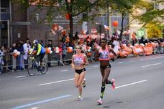 New York City Marathon 2016 Royalty Free Stock Image