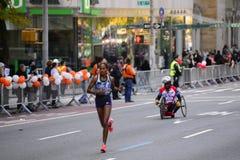 New York City Marathon 2016 Royalty Free Stock Photography