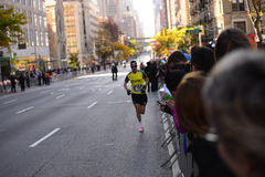 New York City Marathon 2016 Stock Photo
