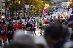 New York City Marathon 2016 Stock Images