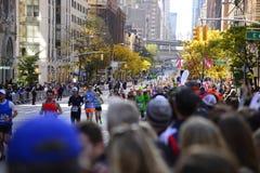 New York City Marathon 2016 Stock Photography