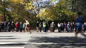 2014 New York City Marathon Royalty Free Stock Photo
