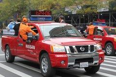 New York City maraton 2013 Royaltyfria Bilder