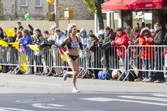 New York City maraton 2014 Royaltyfri Foto